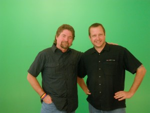 Frank Garary and Brian Stevens