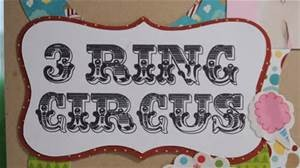 three ringed circus
