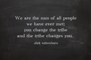 change the tribe